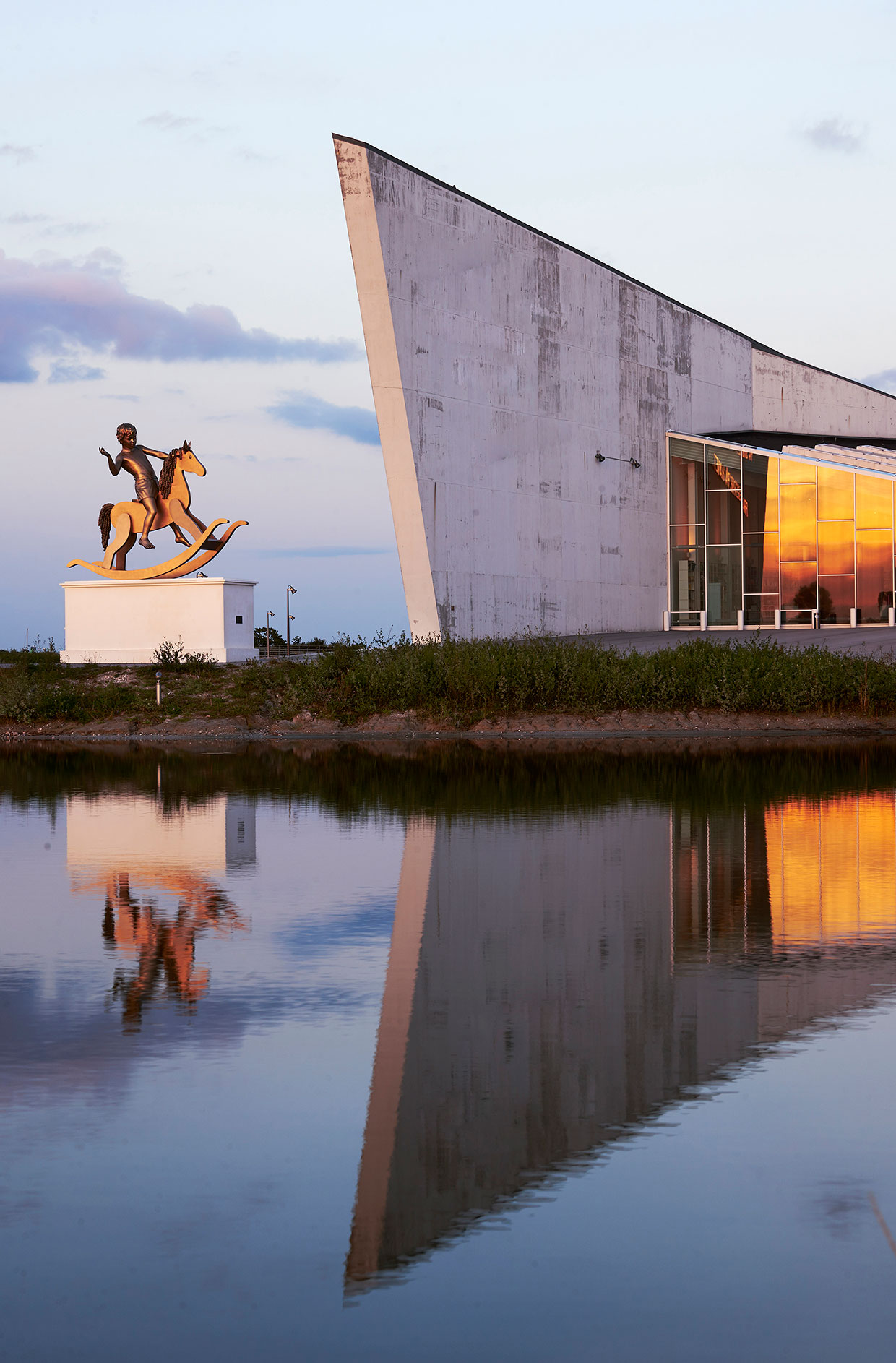 ARKEN Museum of Modern Art. Photo: Torben Petersen
