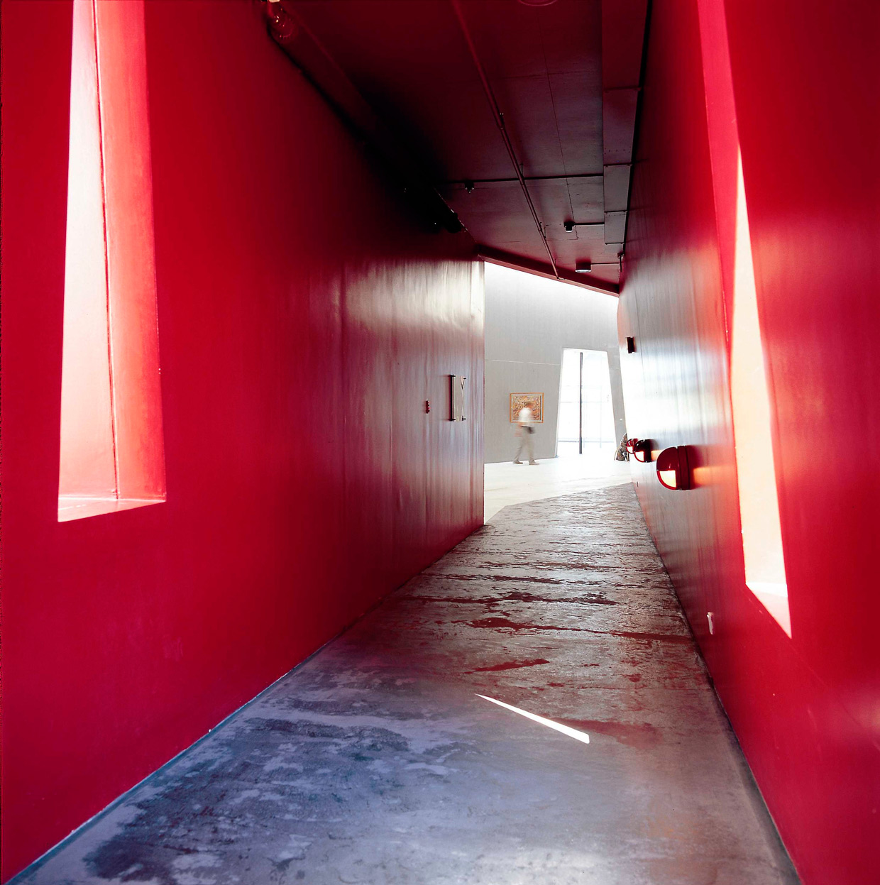 The Red Axis, ARKEN. Photo Lars Skaaning
