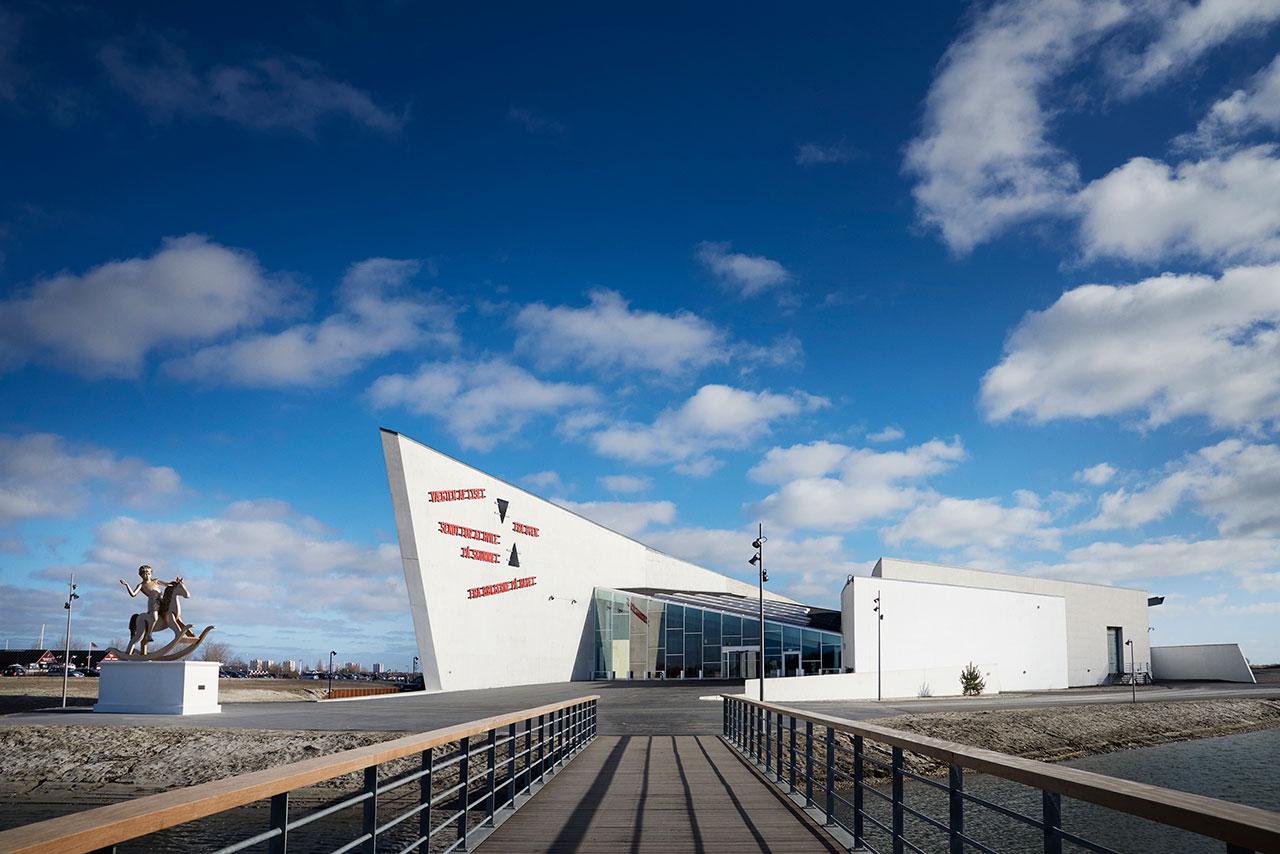 ARKEN Museum of Modern Art. Photo: Henrik Jauert