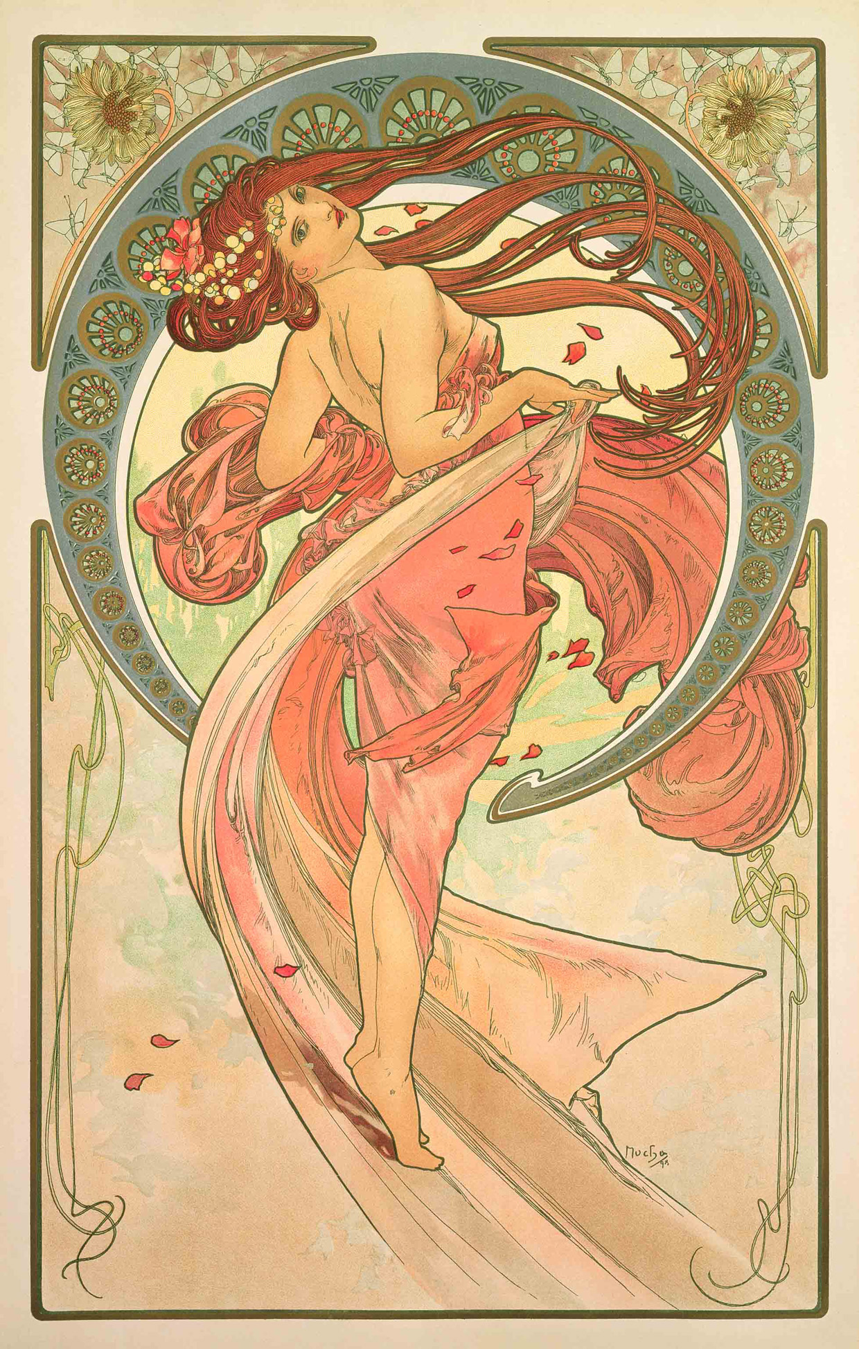 COMING UP: ALPHONSE MUCHA