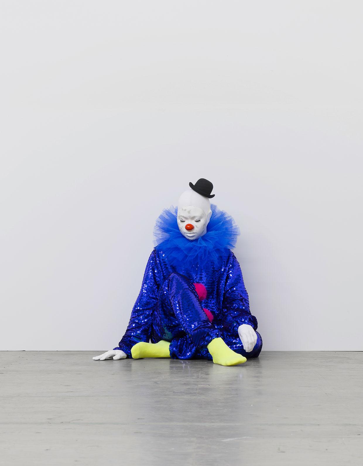 Ugo Rondinone, vocabulary of solitude, 2014-2016. Curtesy of the artist