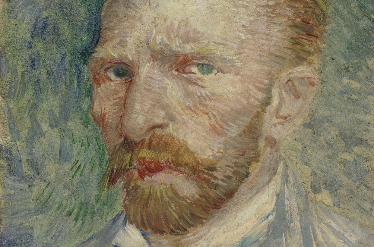 COMING UP: VAN GOGH