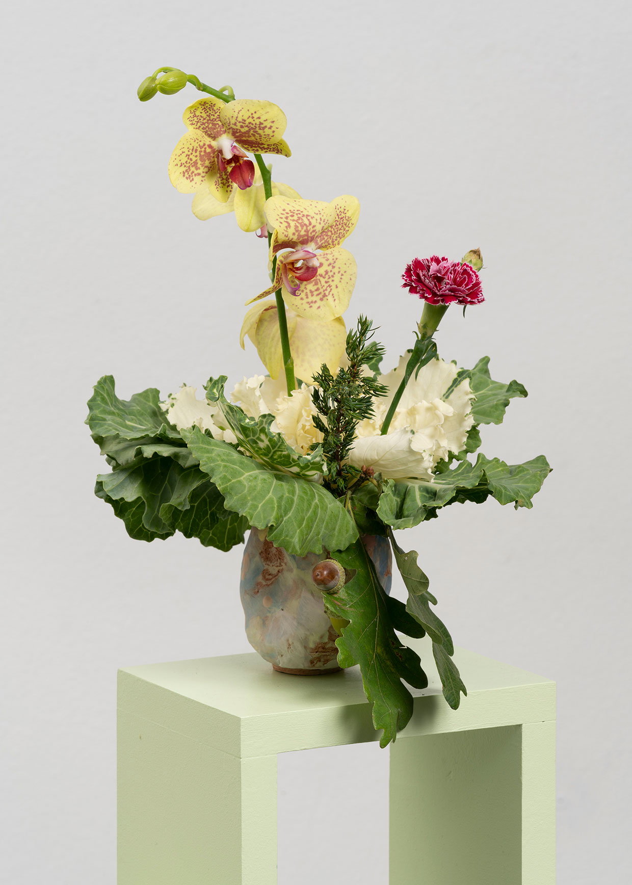 Emilia Bergmark, Abstract Container (The Cost of Living), 2020. Courtesy the artist. Photo: David Stjernholm
