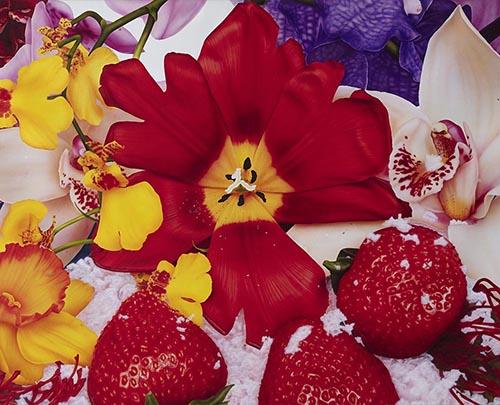 Flowers in Art
